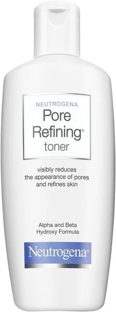 I swear by this stuff!! Alpha Hydroxy Toners exfoliate dead skin cells giving you smoother skin, tighten your pores, and have anti-aging benefits. In harsh winters, I use Alpha Hydroxy Lotions.