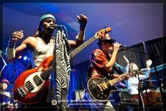 Yo Mamas Big Fat Booty Band, Lake Eden Arts Festival .....LEAF!!!