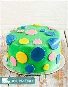 Cakes and Cupcakes - Cakes: Green Polka Dot Pinata Cake Cupcake Cakes, Cupcakes, Pinata Cake, Order Cake, Cake Online, Macaroons, St Patricks Day, Craft Beer, Baked Goods