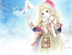 高橋真琴 「雪の女王」 1983年 Macoto Takahashi The snow queen 1983