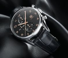 Carrera 1887 43mm from #tagheuer