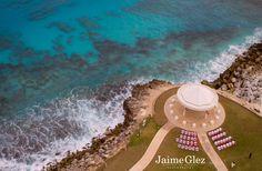 dreams cancun ♥ wedding photography - wedding venue cancun, mexico #weddingphotography #cancunweddings #beachweddings www.jaimeglez.com
