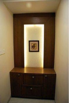 Simple Pooja room design | Pooja Space | Pinterest | Room, Puja ...