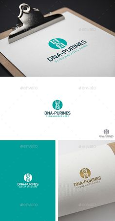 Dna Science Logo Template Vector EPS, AI. Download here: http://graphicriver.net/item/dna-science-logo/14184718?ref=ksioks