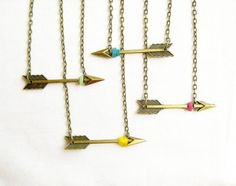 Handmade Arrow Jewelry