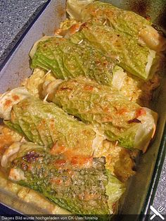 Wirsing - Cannelloni