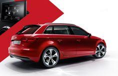 Audi A3 Sportback / Transportation / Uwe Duettmann