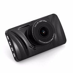 Lacaca de 3pulgadas Dash Cam HD 1080P coche DVR cámara Vehículo Grabadora de cámara para salpicadero con gran angular de 140° 4X Lente de zoom Sensor G, visión nocturna Detección de Movimiento Con Micro SD de 16GB incluido - http://www.midronepro.com/producto/lacaca-de-3-pulgadas-dash-cam-hd-1080p-coche-dvr-camara-vehiculo-grabadora-de-camara-para-salpicadero-con-gran-angular-de-140-4-x-lente-de-zoom-sensor-g-vision-nocturna-deteccio/