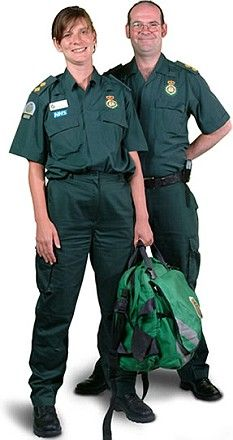 Paramedic  What Is The Standard Paramedic Uniform  Emt