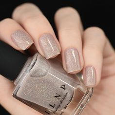 Manor House is a classy taupe jelly perfect for just about any occasion! The sheer formula of Manor House allows this shade to be built up to relatively full opacity while radiating an incredible amount of depth and clarity for the assortment holographic particles to shine through! The perfect neutral, Manor House plays well in the office and really shows herself off the moment you step outside!  If youre a fan of Sandy Baby, youll love Manor House!  Easily built up or sandwiched, the sheer…