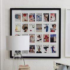 Memories Photo Frame - Black from The White Company