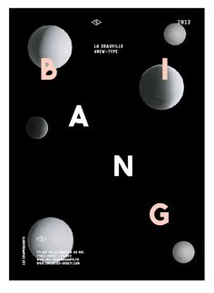 unquoted-sheets: Big BangUnquoted-sheets – poster design   typography / graphic…
