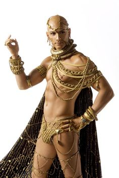King Xerxes - Would make an awesome Halloween Costume