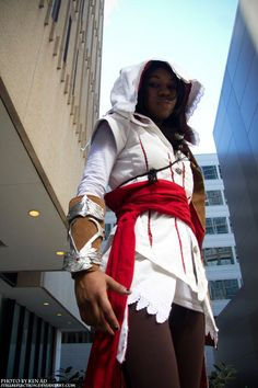 X  Character: Ezio  Series: Assassin's Creed