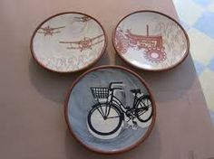 Awesome clay plate tutorial. Simple construction but can adapt to ...
