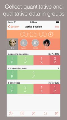 Percentally Pro 2 on the App Store Student Data Tracking, Tracking App, Special Education Schedule, Functional Analysis, Social Skills Autism, Learn To Run, New Classroom, Classroom Ideas, Teaching Time