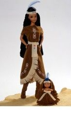 American Indian Barbie® Doll #2   Barbie Collector