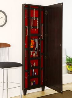47 Best Jewelry Cabinet Images In 2015 Jewelry Armoire