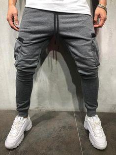 b3ced6db49 #mensjoggers #trackpants #skinnyfit #skinnyjoggers Grey Joggers, Skinny  Joggers, Jogger Sweatpants