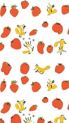 Illustration Art, Illustrations, Ghibli, Foxes, Cute Art, Embroidery, Wallpaper, Pattern, Animals
