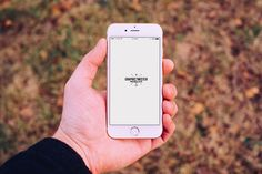 Man Hand Iphone 6 Mockup | Premium and Free PSD Resources