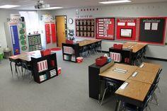 Upper elementary/middle school classroom idea