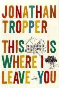 I adored this novel and can't wait to see the movie when it's out in the fall. Tropper does such a great job of mixing comedy, romance and heartbreak, and the narrator-protagonist has a memorable voice I never got tired of.