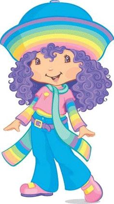 - Rainbow Sherbet is a nautical adventurer, captain of The Rainbow Float, her own ornate paddleboat that voyages on the Punch Bowl Pond. She has a pet toucan called Triple Treat. Strawberry Shortcake Cartoon, Strawberry Shortcake Cheesecake, Homemade Strawberry Shortcake, Strawberry Desserts, Frozen Desserts, Cheesecake Pops, Shortcake Biscuits, Rainbow Sherbet, Illustrator