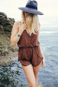 Romp around La Jolla Lookbook Collaboration – RICA boutique