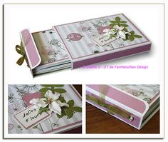 Photo Albums With Magnetic Pages Photo Album For Polaroid Pictures Scrapbooking Cadre Photo, Ideas Scrapbooking, Mini Album Scrap, Mini Albums Scrapbook, Mini Album Tutorial, Mini Photo, Handmade Books, Book Making, Bookbinding