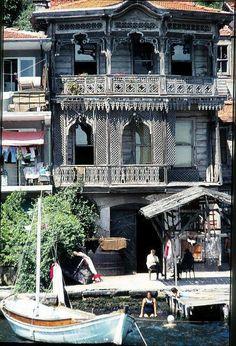 İstanbul Boğaziçi Yalıları