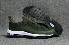 f48e4b91d35d38 Cheap Wholesale NikeLab Air Max 97 Army Green Black White Air Max Sale - China  Wholesale Nike Shoes