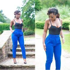 @fashionsplayground ✨ #NaijaGirlsKillingIt
