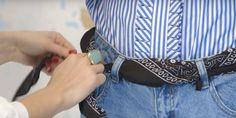 Four fresh ways to wear a bandana <3