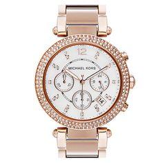 Reloj de Acero para Mujer Michael Kors.
