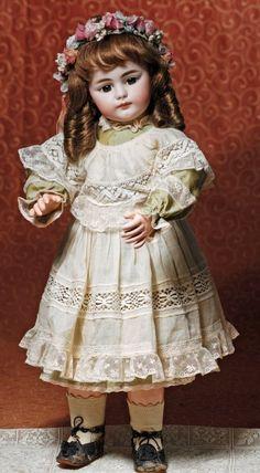 GERMAN BISQUE CHILD, MODEL 719, BY SIMON & HALBIG