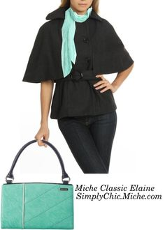 """""""Miche Classic Elaine"""" by miche-kat on Polyvore  http://www.simplychicforyou.com/"""