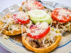 sopes puerto vallart