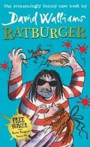 New Release: Ratburger by David Walliams