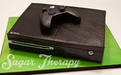 Xbox cake by Sugar Therapy
