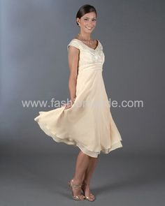 chiffon mother of the bride. Love this one for $72.79. comes in many colors.