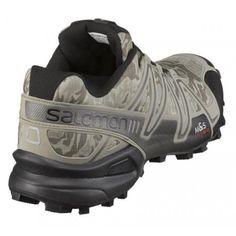 san francisco f1fa8 82dea zapatillas Salomon Speedcros 3 Botas De Montaña, Calzado Hombre, Moda  Hombre, Calzado Deportivo