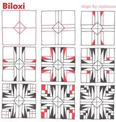 Biloxi-tangle pattern | Flickr - Photo Sharing!