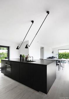 Luxury Modern Kitchen Design Ideas 44 #kitchendesign
