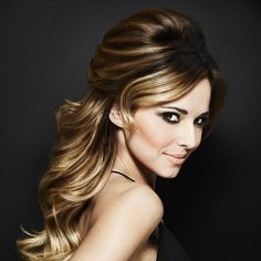 Cheryl Cole for L'Oreal Elnett: Behind the scenes pictures ...