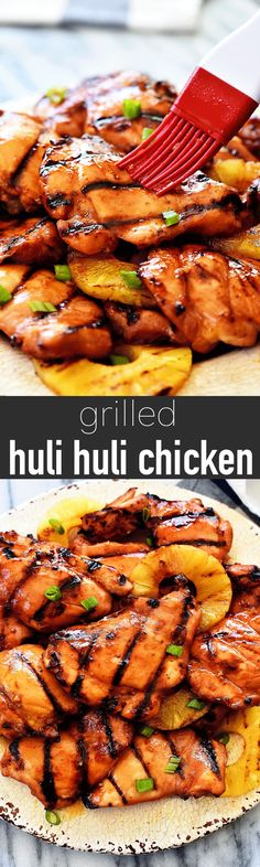I quickly want to address something before I share this amazing GRILLED HULI HULI CHICKEN! I can't even tell you how in-love I am with this recipe, but first, I need to talk about comments. I was just reading through over 100 comments I needed to approve and I was blown away at how rude …