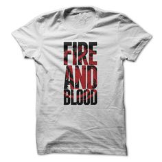 (Top Tshirt Deals) Fire And Blood at Tshirt Best Selling Hoodies, Funny Tee Shirts