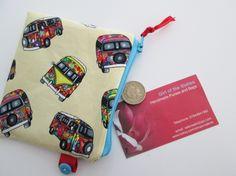 Little Campervans Purse £5.00