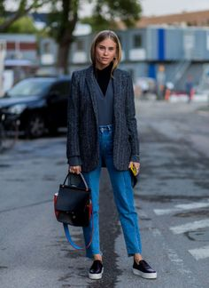 The Best Street Style From Copenhagen Fashion Week | @andwhatelse