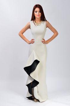 Tereza 2 Dress by LauraGalic on Etsy